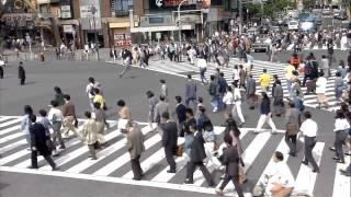(HD)1992年の東京の日常風景 1/2 ハイビジョン 検索動画 1