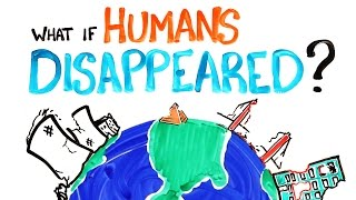 What If Humans Disappeared?(If we suddenly disappeared, what would happen to our planet? Squarespace: http://squarespace.com/asap click for a free trial and 10% off Why Do You Mishear ..., 2015-01-28T17:00:34.000Z)