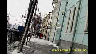 Тест минивидеокамеры(Тест персонального видеорегистратора китайского производства., 2013-03-26T09:16:43.000Z)