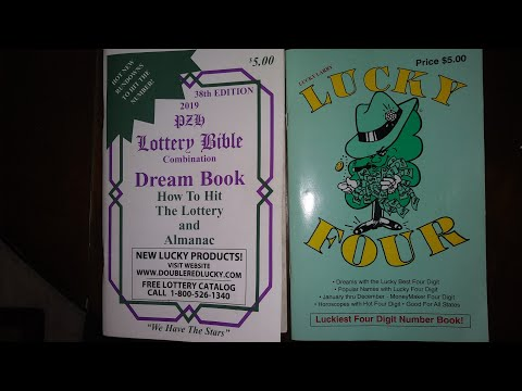 Lottery Bible & Lucky Four , Hot picks for the 3&4 digit