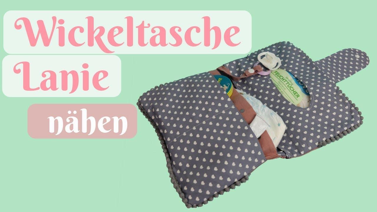 Wickeltasche / Windeltasche \