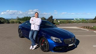 The all revised 2019 Mercedes Benz AMG C63 S - Review