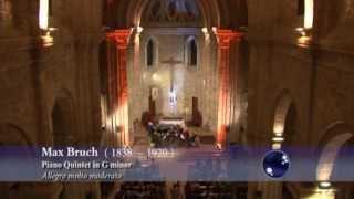 Max Bruch, Piano Quintet in G minor mvt.1: Allegro molto moderato
