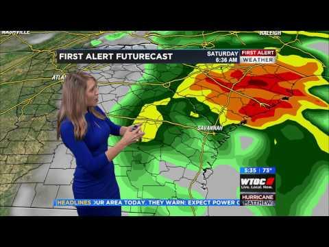 Hurricane Matthew Team Coverage