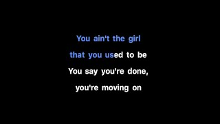 Chris Brown - Grass Ain't Greener Karaoke