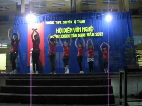 Nhảy erobic 12H - 2011