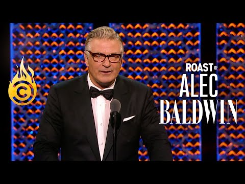 Alec Baldwin Gives the Roasters a Taste of Their Own Medicin