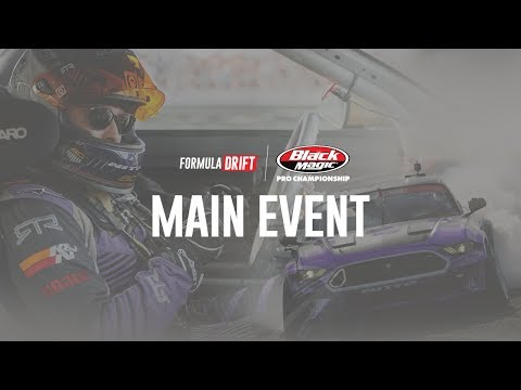 Formula DRIFT - Texas 2019 - Main Event LIVE!