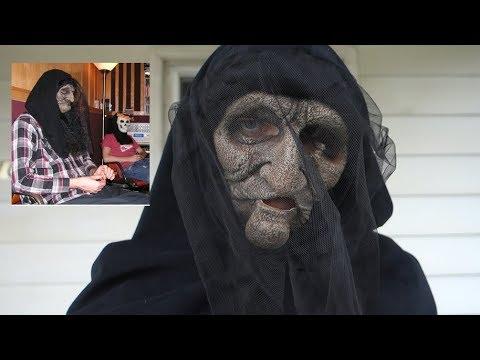 RARE Buckethead Troll/Witch Mask!
