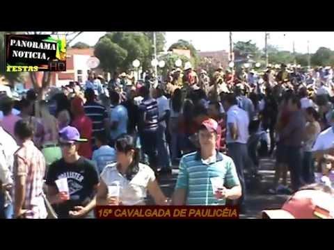 15ª CAVALGADA DE PAULICÉIA 21/06/2015