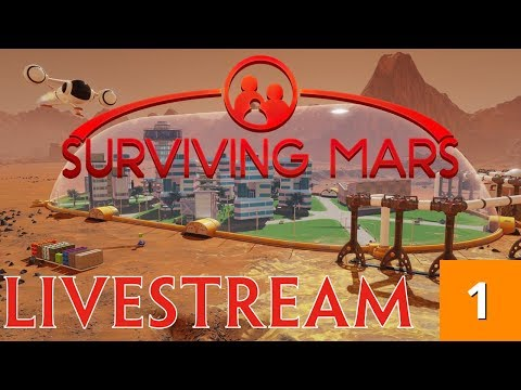 Surviving Mars: Europa 200% - deel 1 (dutch)