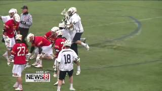 Ben Reeves Lacrosse Highlights