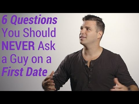 Questions to ask a guy you are dating
