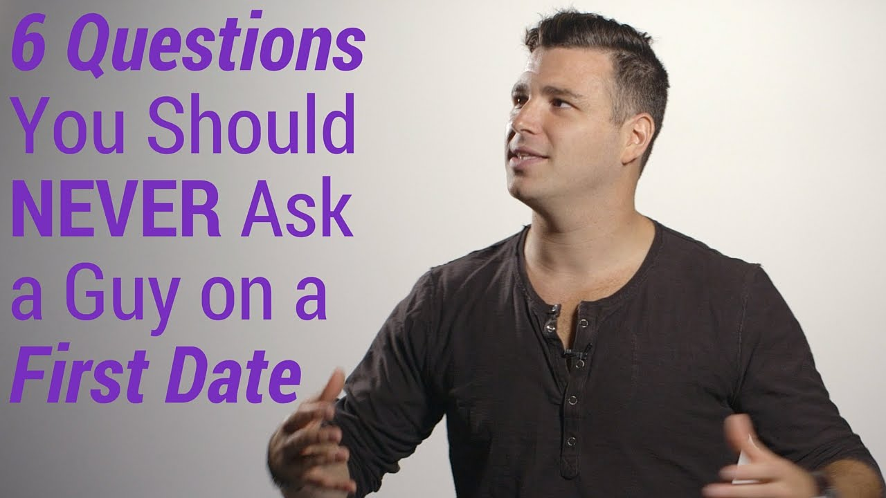 Questions to ask a man dating