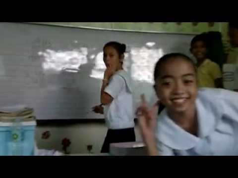 "We are in class ""Cebu Consolacion School for the Deaf"""