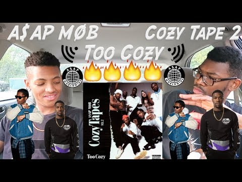 ASAP MOB Cozy Tape Vol 2