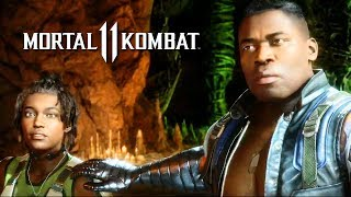Timelines will clash. Kombatants will meet their past selves. Nothing can prepare you for MK11!Timelines will clash. Kombatants will meet their past selves.