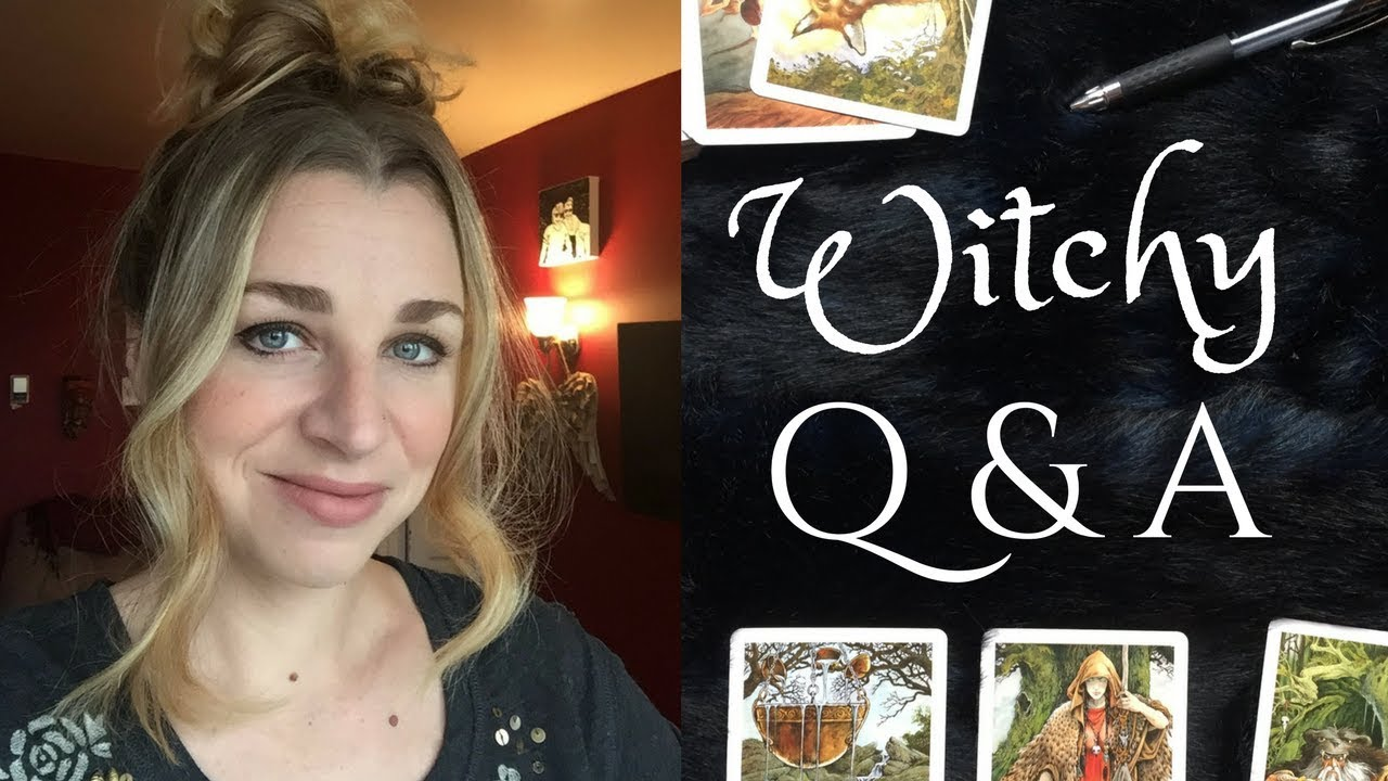 Q&A | Advice for Beginner Witches, My Magickal Practice, and Pagan Parenting