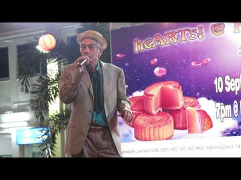 Akira Takahashi - Sings at Keat Hong GRC