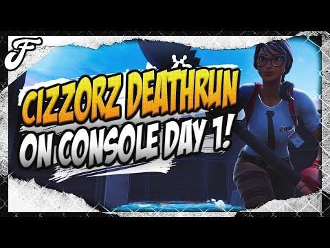 Cizzorz Deathrun 3.0 on Console! (Levels 1-14)