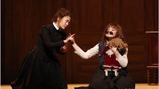 高畑充希×鈴木梨央 舞台『奇跡の人』開幕! アニー・サリヴァンとヘレン...
