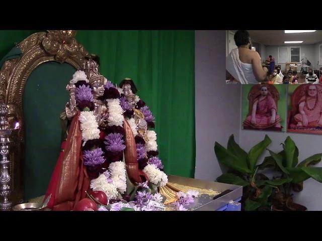 Parvati Parameshwara Kalyanam | December 20, 2020