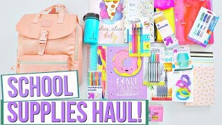 cute & cheap school supplies
