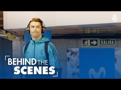Real Madrid 5-2 Real Sociedad | Behind the scenes