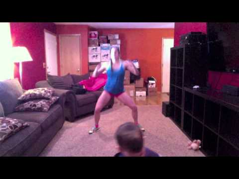 Dark Horse Katy Perry Workout - YouTube