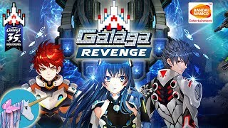 Galaga Revenge 2019 gameplay