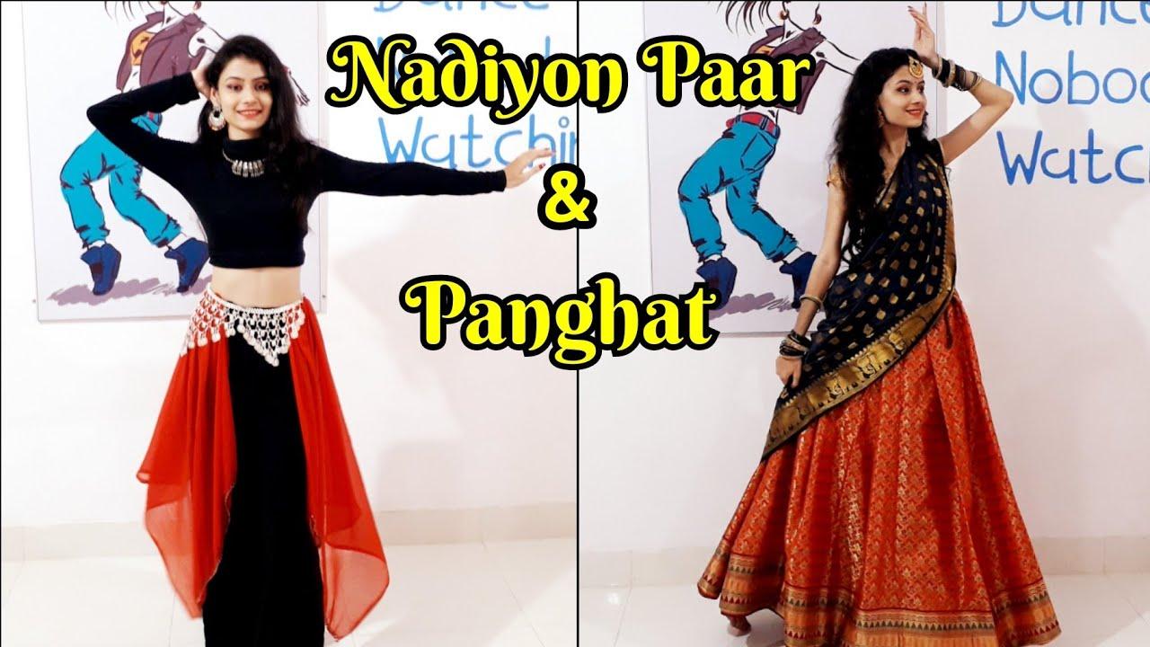 Nadiyon Paar X Panghat   Dance Cover   Amisha Modha Choreography