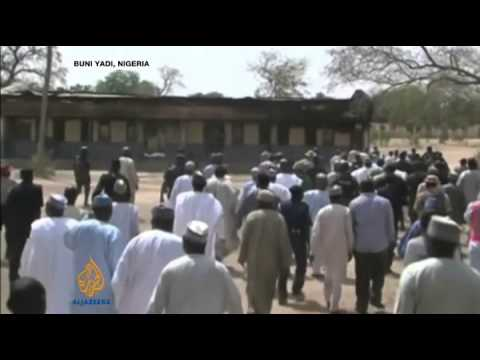 Nigeria fighters, stage assault on school, Al Jazeera English
