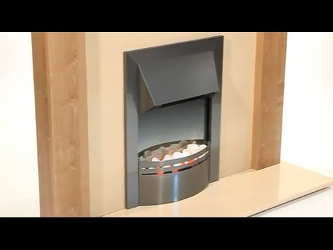 How To Change A Bulb In An Electric Fire By Dimplex Doovi