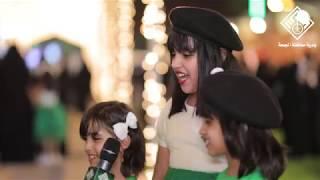 فيديو اليوم الثاني بفعاليات بلدية المجمعة باليوم الوطني 88