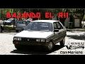 Bajando El Renault 11