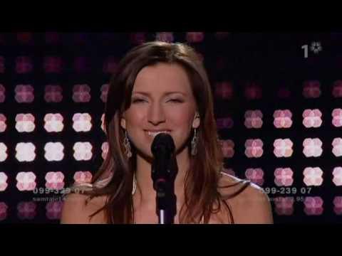 Sonja Alden - For att du finns (Live)