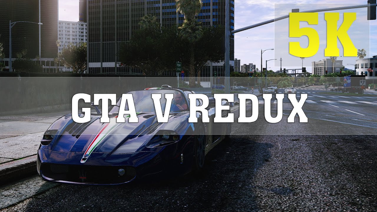 how to download redux gta v