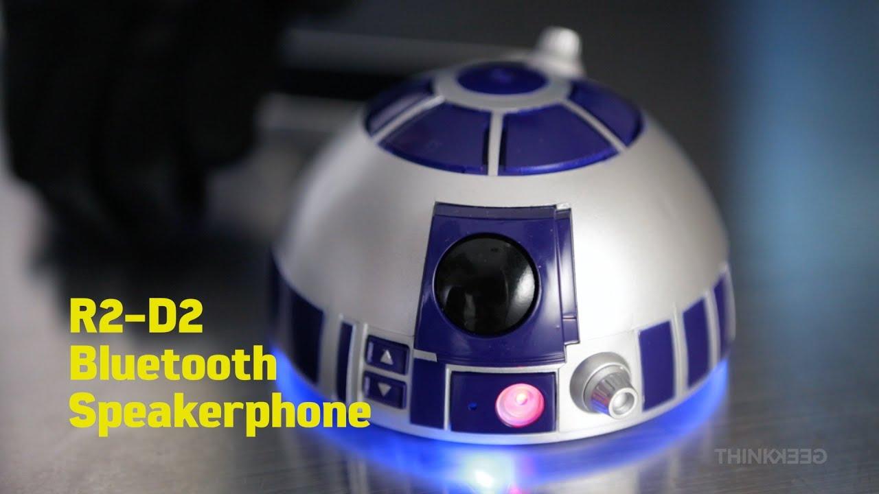 Star Wars R9-D9 Bluetooth Speakerphone from ThinkGeek