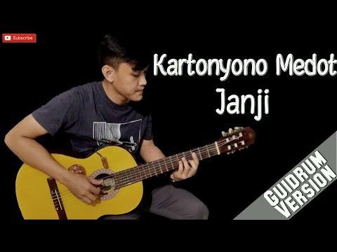 lagu-sedih-2019-kartonyono-medot-janji-(deny-caknan)-cover-guidrum-fingerstyle-bowo-fingerstyle