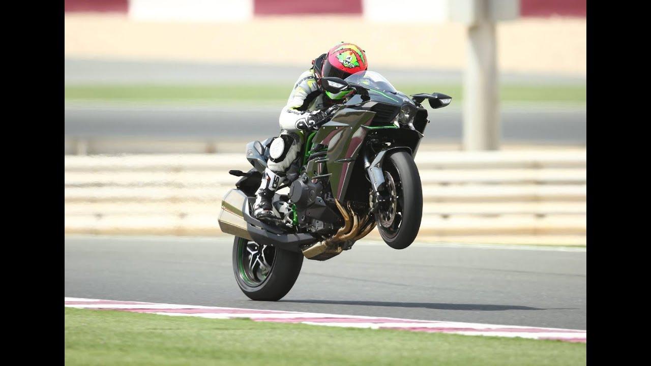 Full Hd Motorcycle Wallpaper Kawasaki H2 Amp H2r Review First Ride Youtube