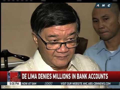 DOJ mulls freeze order on bank accounts of people linked to Bilibid drugs