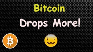 Bitcoin Drops More! Sell Or Buy It? 🔴 LIVE CRYPTO NEWS