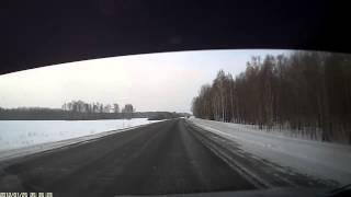 Трасса Новосибирск- Кемерово 1(, 2015-02-08T15:31:38.000Z)