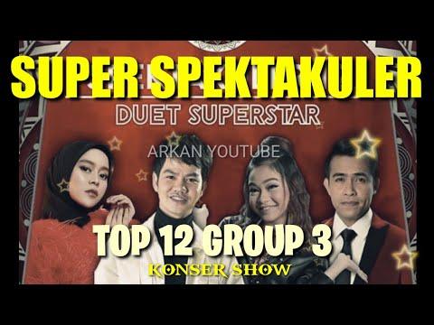 Duet SPEKTAKULER nanti malam group 3 top 12 Lida 2020 konser show - 동영상