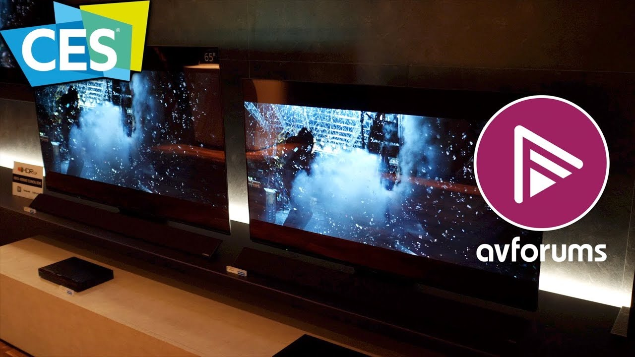 ces 2018 panasonic answer your oled tv questions youtube. Black Bedroom Furniture Sets. Home Design Ideas
