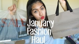January Fashion Haul: General Issue, Country Road, Jayjays Thumbnail