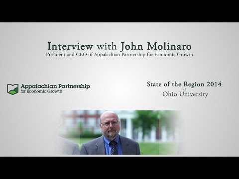 State of the Region 2014: John Molinaro Interview | APEG