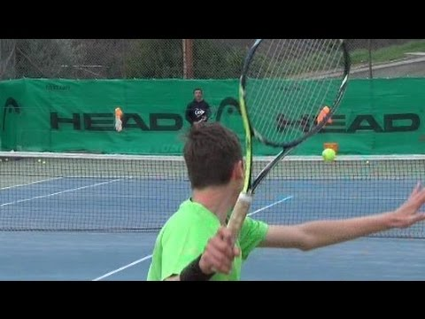 2017 rafa nadal topspin forehand tutorial youtube.