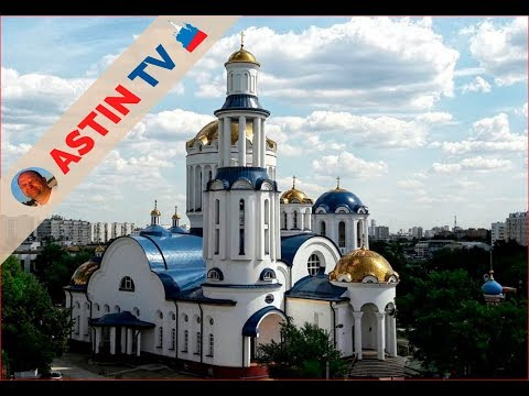 Парк в Бибирево. Парк Света. Прогулка по Москве.