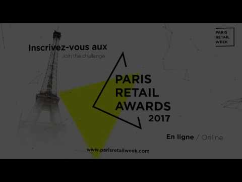 #ParisRetailWeek - Paris Retail Awards 2017 Official Teaser